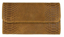 Suede Outer Handbags Clasp Clutch Bags