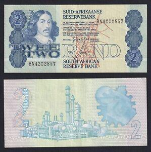 Sud Africa 2 rand 1983 (90) SPL+/XF+  B-02