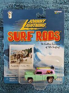 Johnny Lightning Surf Rods Waimea Mamas