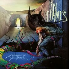 IN FLAMES - A SENSE OF PURPOSE (RE-ISSUE 2014) SPECIAL EDT.  CD NEU