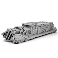 28mm-scale GENETIC CULT ARMORED COVEN LIMO ON ANTIGRAVS