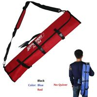 New Outdoor Archery Recurve Takedown Bow Bag Case Holder Backpack Hunting Target