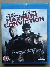 Maximum Conviction (Blu-ray, 2012)