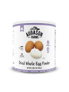 Augason Farms Dried Whole Eggs (approx. 71 egg)2 lbs1 oz - 1 Can Food Storage