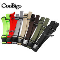 """1Pcs 1"""" Outdoor Camping Tactical Backpack Chest Harness Strap Webb ilUSURUS"""