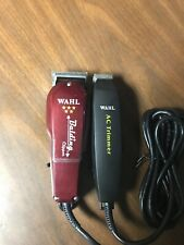 wahl balding clipper  And Ac Trimmer Used Good Condition Clipper N Trimmer Only