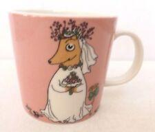 Arabia Pottery Finland MOOMIN Design mug