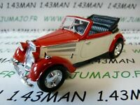 PL54 VOITURE 1/43 IXO IST déagostini POLOGNE : IFA F8 cabrio