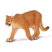 Mountain Lion North American Wildlife Figure Safari Ltd NEW Toys Educational