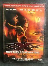 Dvd 2002 Movie - Xxx Vin Diesel