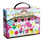 DIY Kutsuwa Fuwa Fuwa Mousse Paper Clay Making Kit Craft Cake Shop NEW F/S
