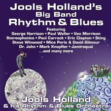 Jools Holland - Small World Big Band (2001) George Harrison, Eric Clapton & more