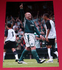 NEIL LENNON CELTIC HAND SIGNED AUTOGRAPH 12X8 PHOTO SOCCER