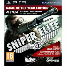 Sniper Elite V2: Game of the Year Edition (PS3) VideoGames