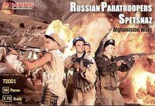 Mars - Russian Paratroopers Spetsnaz (Afghanistan Wars) - 1:72