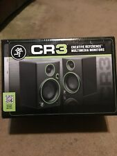 CR3 3-Inch 2-Way Creative Reference Multimedia Powered Monitor