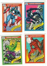 Marvel Universe Series 1 1990 Impel 2 CARDS FOR $1.00 Flat Rate Shipping $3.25