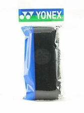 Yonex Towel Grip Replacement Cotton 100% Badminton Squash - Black