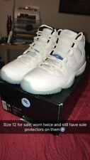 basketball shoes size 12 Jordan 11's Legend Blues Size 12