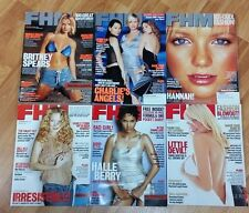 FHM UK Edition 6 issues 2000/2001