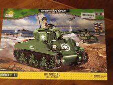 Sherman M4A1 Cobi