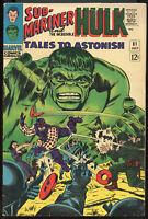 Tales To Astonish #81 12c Marvel comic book 1966 Hulk 1st appearance Boomerang