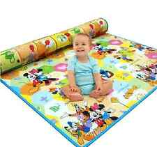 Baby Kids Foam Play Mat Winnie Cute Carpet Playmats Blanket Rug 200*180*0.5 cm