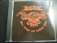 BULLFUCK  -  SEX, DRUGS and FUCKING what ?  ,CD, DEATH METAL, SELF RELEASED,RARE