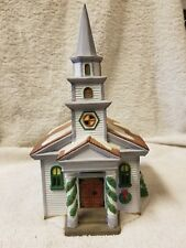 "Dept 56 New England Village ""Arlington Falls Church"""