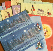 Christmas Quality Papers 15cm Bundle Scrapbook/Cardmaking Lot X6 BUY2GET1FREE