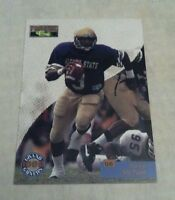 STEVE MCNAIR 1995 CLASSIC PRO LINE GRAND GAINERS CARD # G-29 A1719