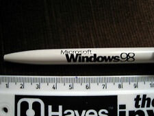MICROSOFT WINDOWS 98 PROMOTIONAL PEN NEVER USED A001t2ry9