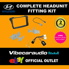 Connects2 CTKHY05 Hyundai i40 11-15 Double Din Car Stereo Fascia Fitting Kit