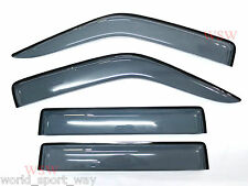 TOYOTA HILUX 1989-1997 WEATHER SHIELD WEATHERSHIELDS DOOR WINDOW VISOR GUARD