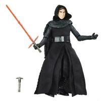"Unmasked Kylo Ren Star Wars Black Series The Force Awakens 6"" Action Figure #26"