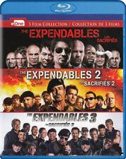 THE EXPENDABLES / THE EXPENDABLES 2 / THE EXPENDABLES 3 (BLU-RAY) (BIL (BLU-RAY)