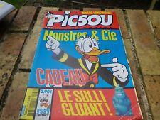 PICSOU MAGAZINE n° 368 sans supplément BON ETAT, voir photos