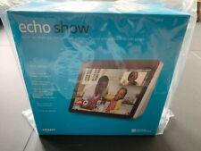 "Amazon Echo Show (2nd Gen) Premium sound + 10.1"" HD - Smart Assistant -Sandstone"
