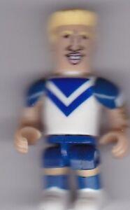 2015 NRL Micro Figurine, Trent Hodkinson, Bulldogs