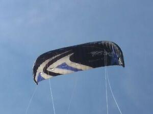 Lightwind foil kite Flysurfer Psycho 4 15m  Depower Foil/Snow kite