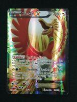 Ho-Oh EX 121/122 Full Art Breakpoint Pokemon TCG