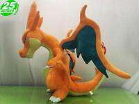 NEUE GROßE 25 Zoll Pokemon Charizard Y Plüsch Puppe Plüschtier Stofftier