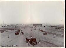 fotografia originale-old photo PAKISTAN- KARACHI-CUSTOMS HOUSE