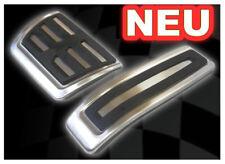 Sport Pedale Pedalkappen FÜR AUTOMATIK AUDI Q7 VW TOUAREG GAS BREMSE *EXKLUSIV*