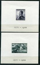 Z_1829_8 1938 Spain Lepato 2 IMPERFORATE SHEET MNH Combined payments & shipping