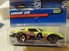 Hot Wheels Camaro Z28 #853 Yellow