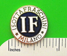 ISOTTA  Fraschini Milano - hat pin , hatpin , lapel pin , tie tac GIFT BOXED