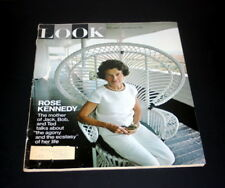 LOOK MAGAZINE NOVEMBER 26 TH 1968 ROSE KENNEDY