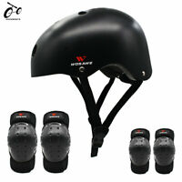Cycling Helmet Motorcycle Elbow Knee Pads Guards Bike Protectors Skating Gear