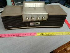 1966 Panasonic Space Age FM AM Radio Stereo  RE-7392 tested